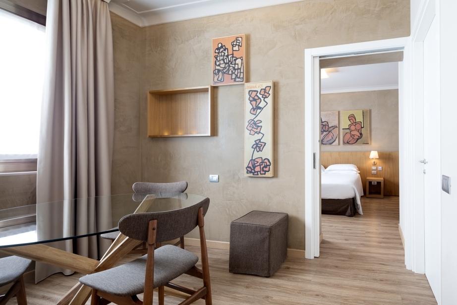 Relax ed eleganza nella nostra camera a Pordenone