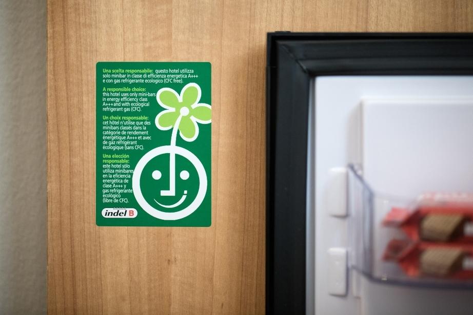 Scopri le politiche green del nostro hotel a Pordenone