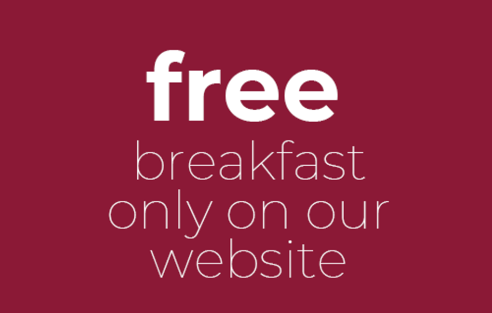 Scopri la gustosa colazione del nostro hotel a Pordenone