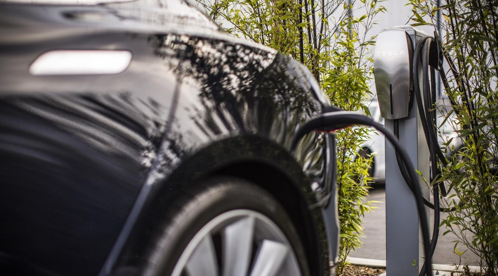 Tesla Destination Charging al BW Plus Park Hotel Pordenone