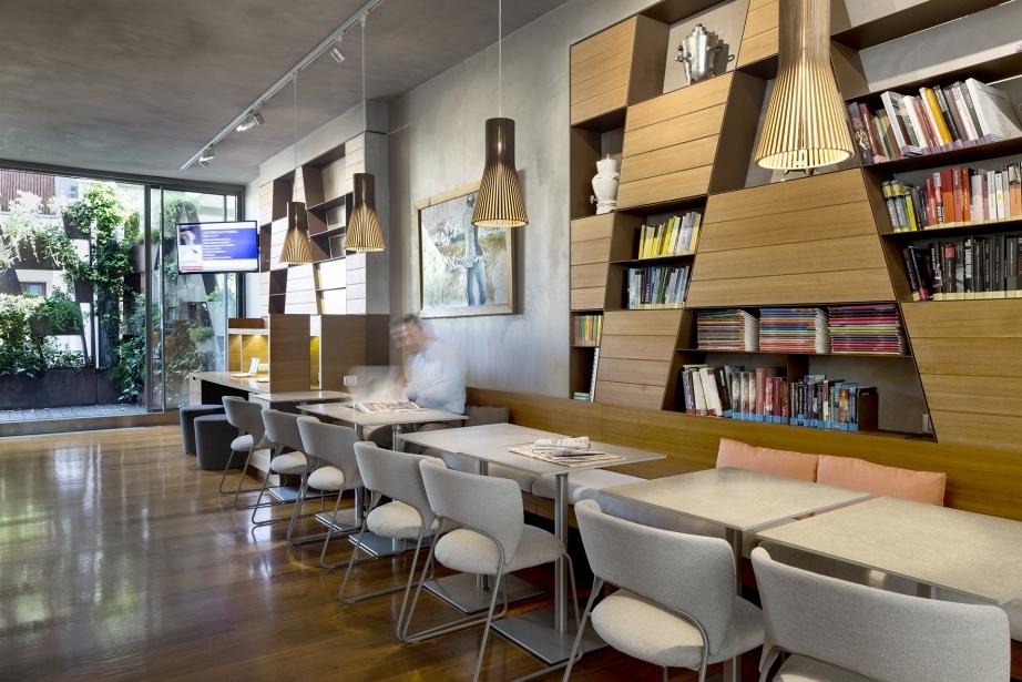 Ampia sala colazione al BW Plus Park Hotel Pordenone