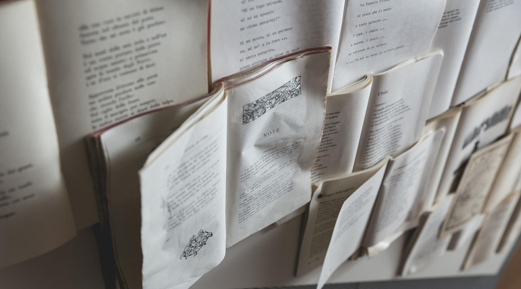 Hotel 4 stelle con piano dedicato alla poesia a Pordenone