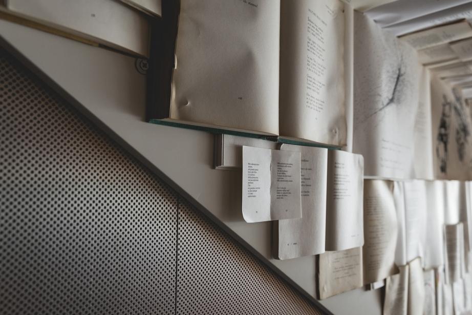 Camere a tema scrittura e poesia - Park Hotel Pordenone