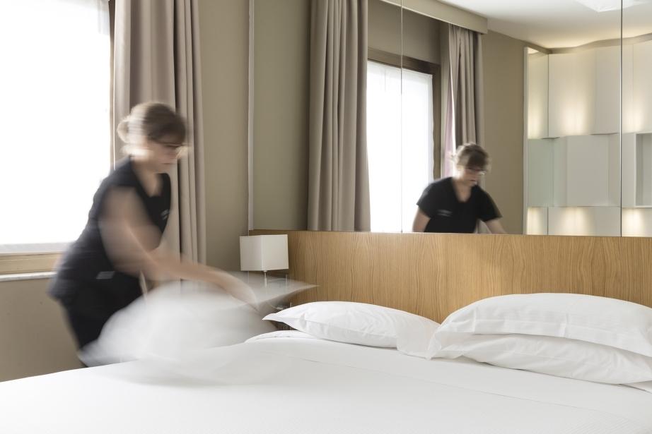 Pulizia e comfort nel nostro hotel a Pordenone