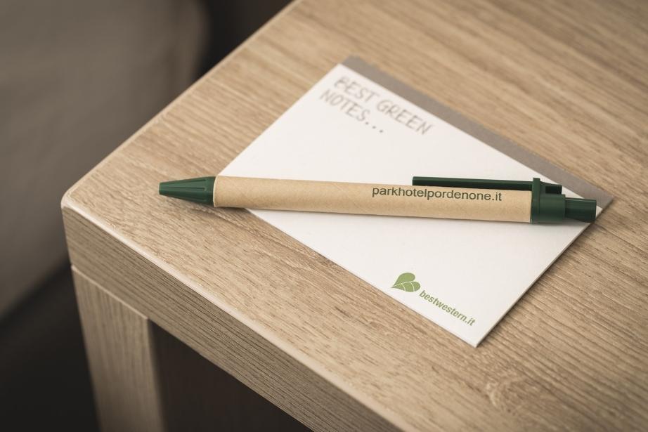 Green notes per i tuoi appunti - BW Plus Park Hotel Pordenone