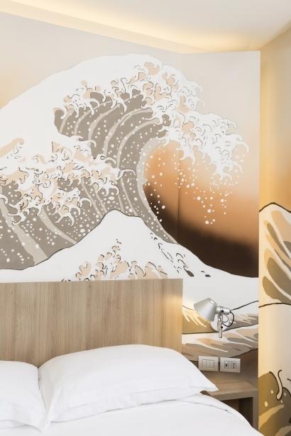 Dettagli delle camere comfort al BW Plus Park Hotel Pordenone