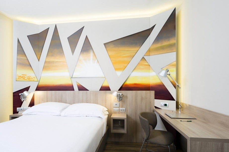 Hotel 4 stelle a Pordenone: camere comfort