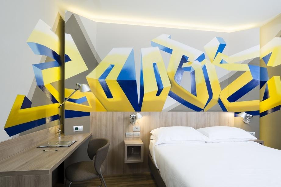 Moderne camere comfort a Pordenone al BW Plus Park Hotel