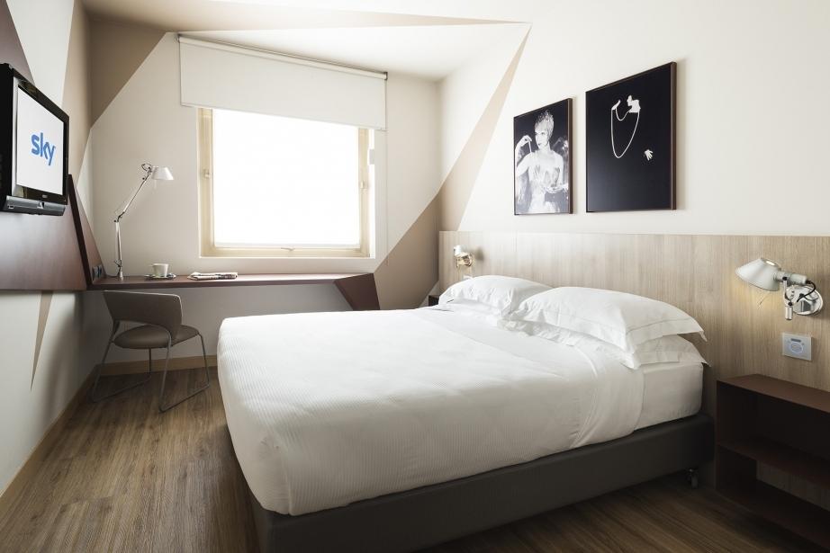 BW Plus Park Hotel Pordenone e le sue camere comfort