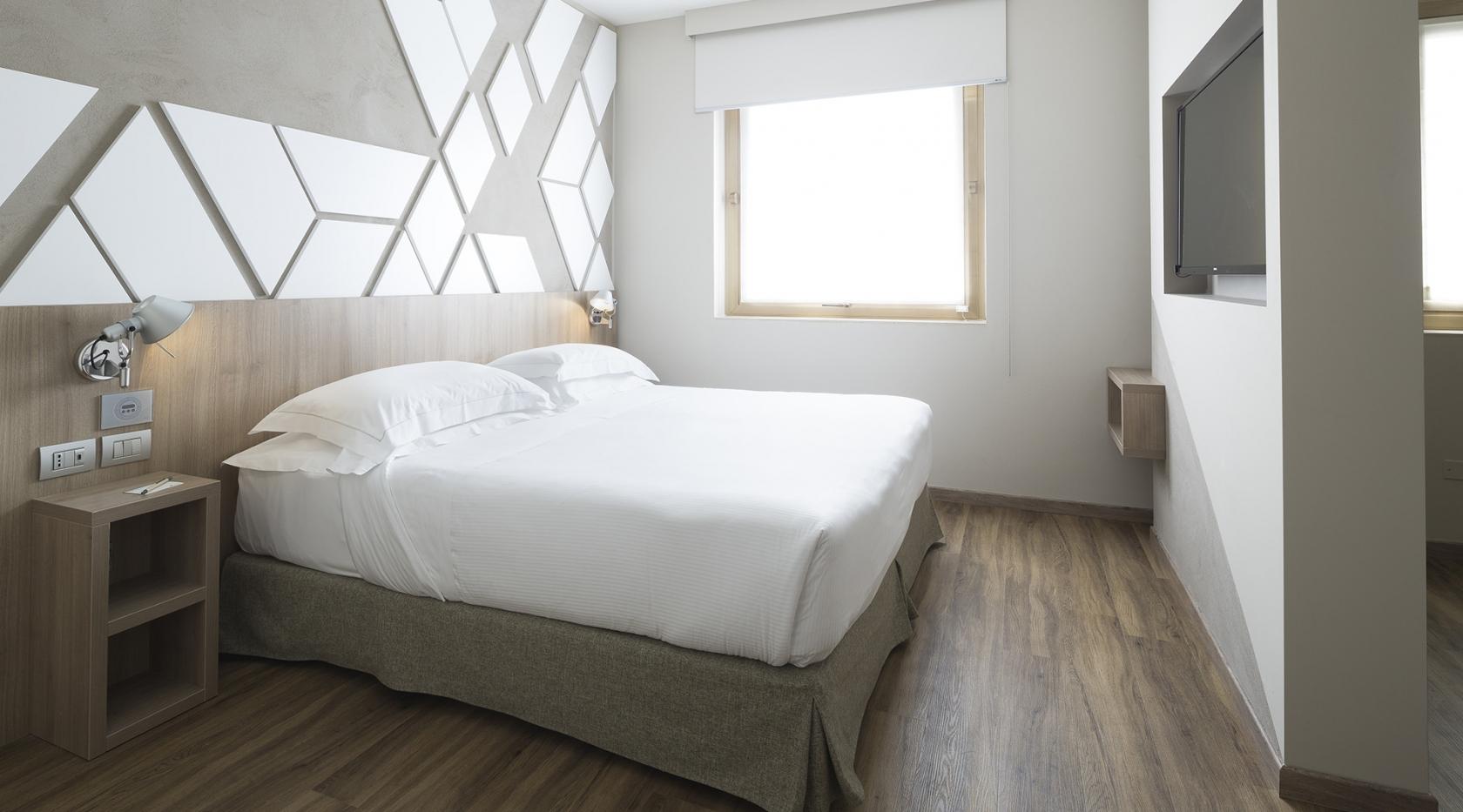 La camera ideale per famiglie al BW Plus Park Hotel Pordenone