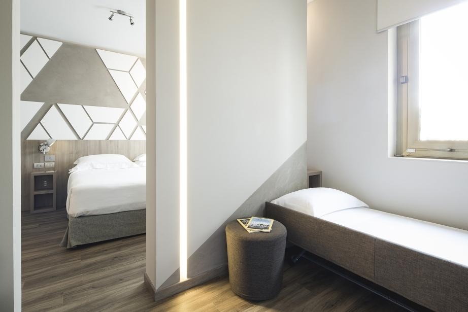 Camera per famiglie a Pordenone - BW Plus Park Hotel