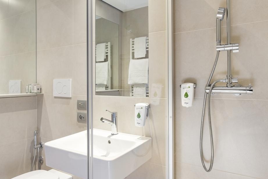 Spazio nelle camere superior family del nostro hotel 4 stelle a Pordenone